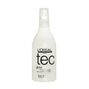 L'Oreal gloss control spray brillance