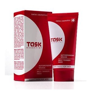 Task Essential Happy Face Autobronzant visage
