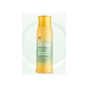 Wella lifetex straight nutrition soin lissant anti-frizz