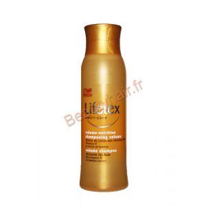 Wella Lifetex - nutri Care - Shampooing Volume 250ml