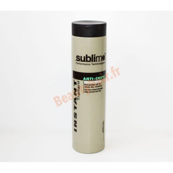 Sublimo shampooing anti chute beauty produits for Salon de coiffure anti poux