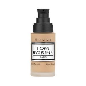 Tom Robinn Effet bronzé fluide teinté hydratant
