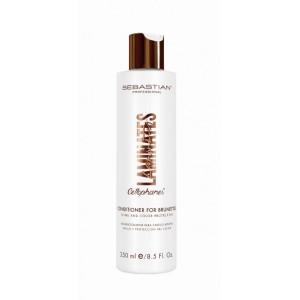 Sebastian Laminates cellophanes shampooing pour cheveux bruns
